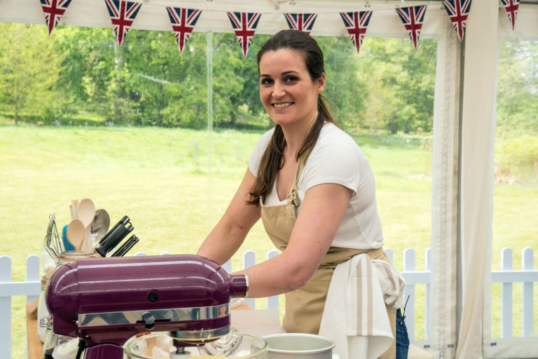 Sophie from The Great British Bake Off 2017