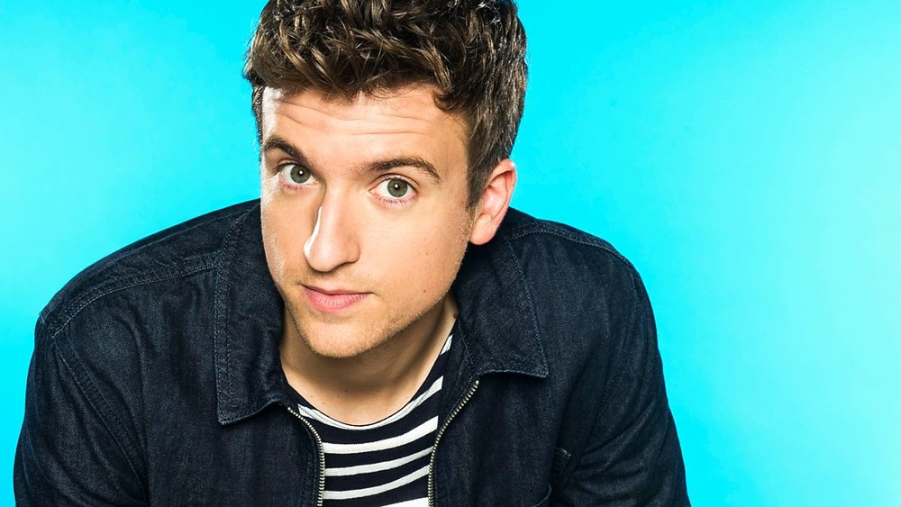 Radio 1's Greg James