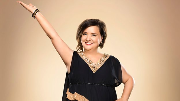Susan Calman Strictly