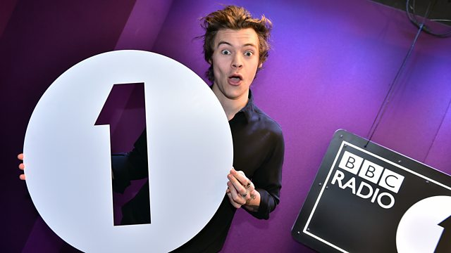 listen to harry styles in the live lounge