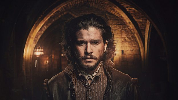 Kit Harington stars in BBC One's Gunpowder