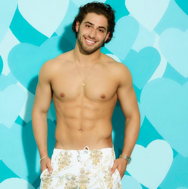 Kem was as fan favourite on Love Island