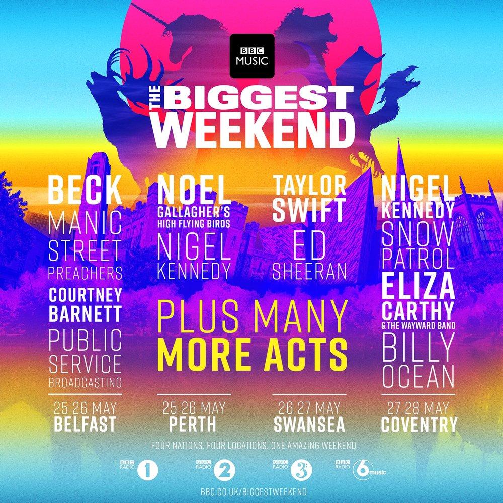 biggest weekend lineup.jpg