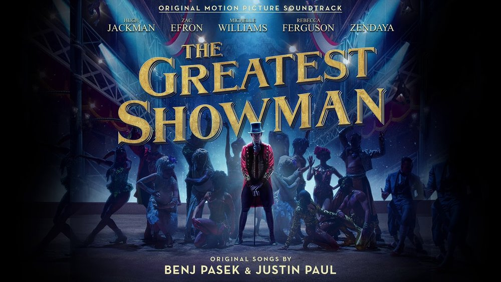 the greatest showman dvd preorder