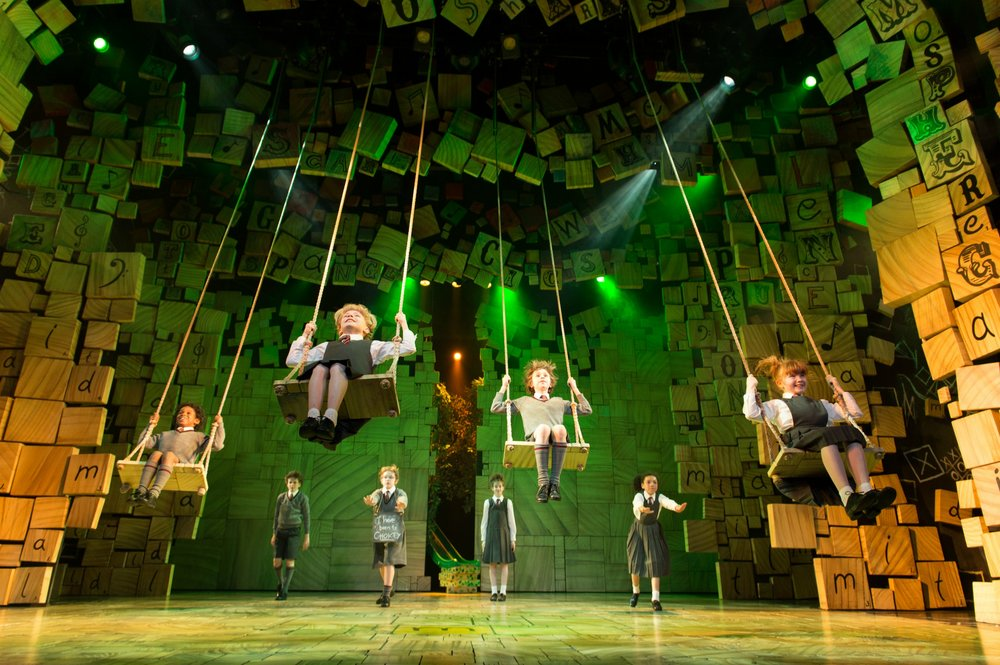 18 - Royal Shakespeare Company's Matilda The Musical. Credit Manuel Harlan.jpg