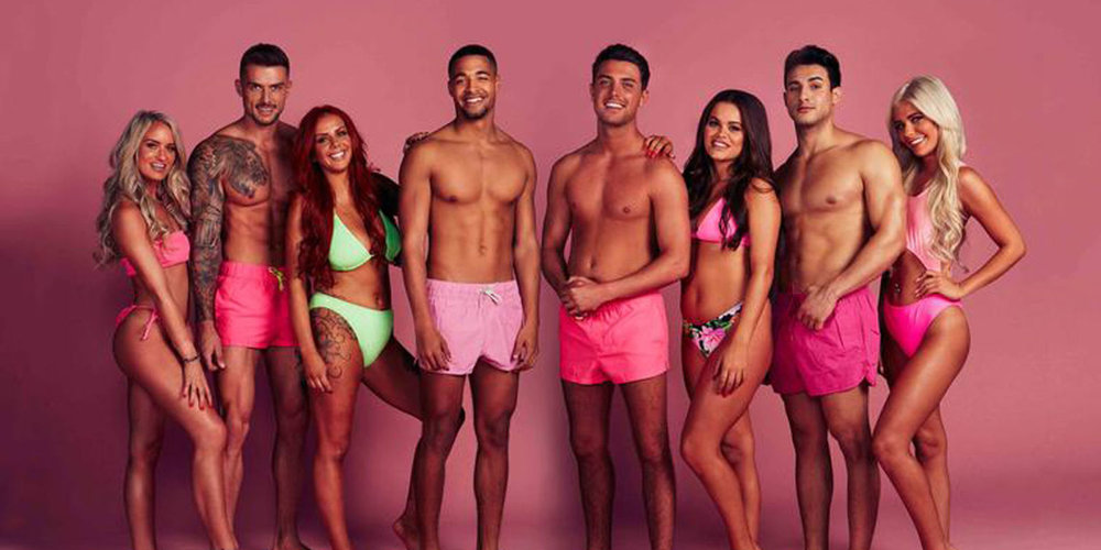 The cast of Ex on the Beach series 9