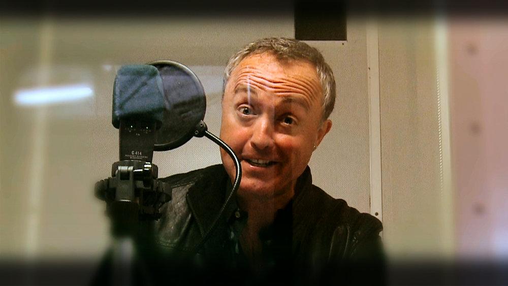 The voice of Big Brother, Marcus Bentley