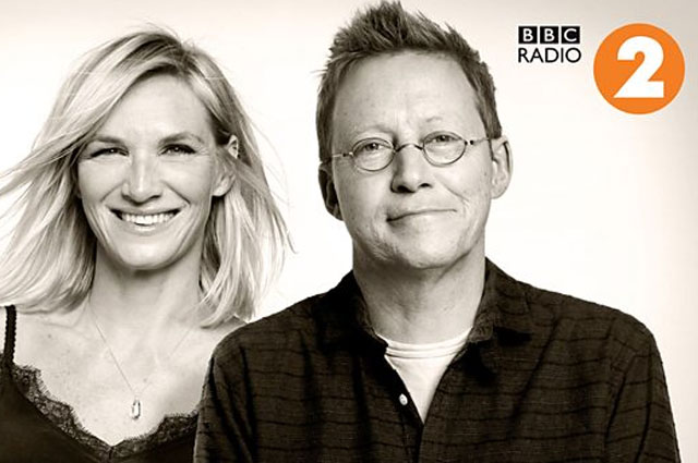 Jo and Simon are coming live from Edinburgh next week