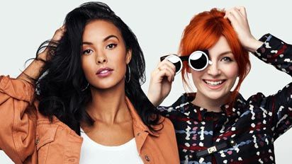 Maya Jama and Alice Levine will front The Circle