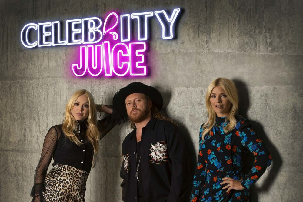 Celebrity Juice returns to itv2 this September