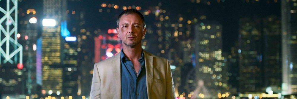 John Simm stars as Professor Jonah Mulray
