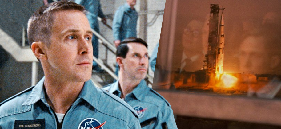 Ryan Gosling will be in the UK to promote First Man