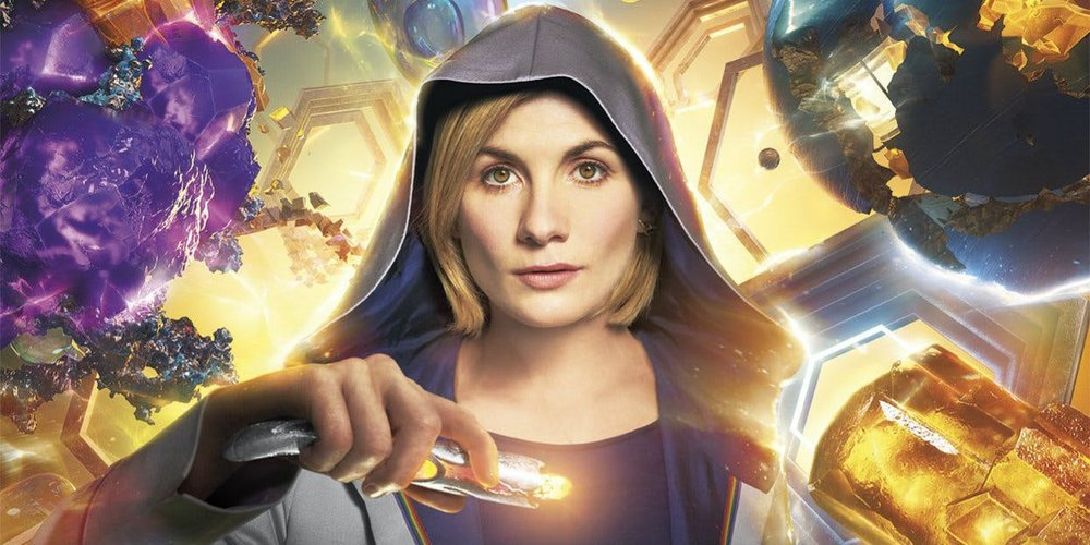 Jodie Whittaker will discuss becoming the first female Doctor Who