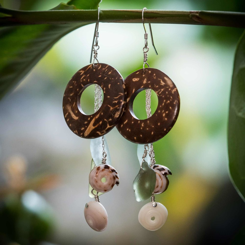 Hawaii Dream Earrings