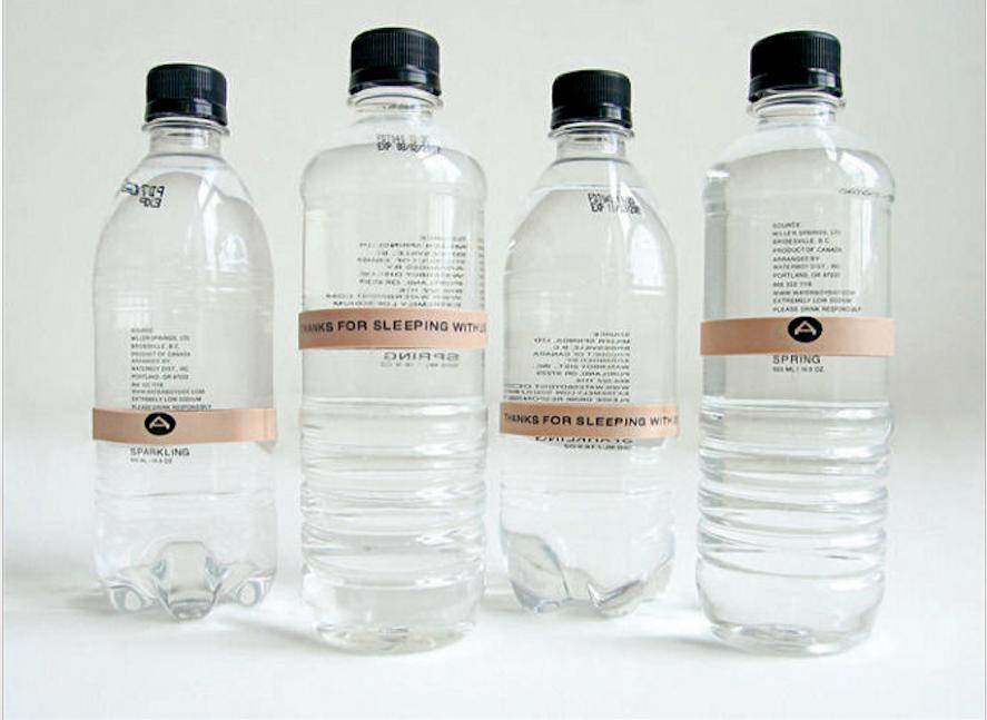 Custom (spring) water bottles