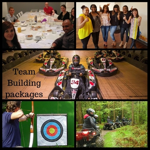 Corporate Team Building packages