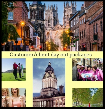 Corporate Clients Day out packages