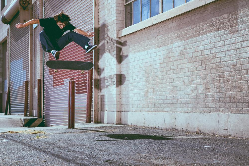 Zack Krull - Frontside Flip