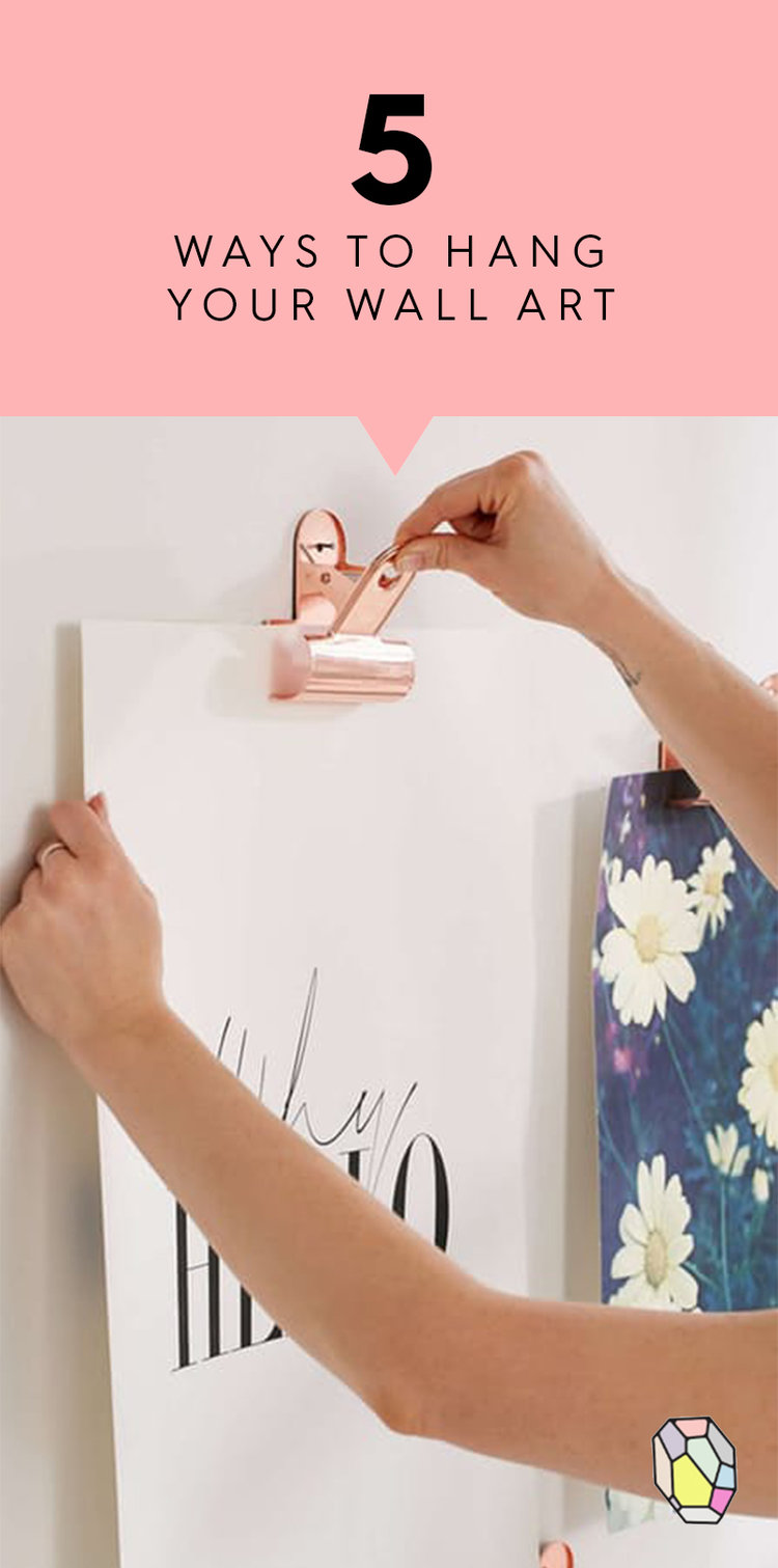 pictures to hang in office. 5-Ways-to-Hang-Your-Wall-Art.jpg Pictures To Hang In Office D