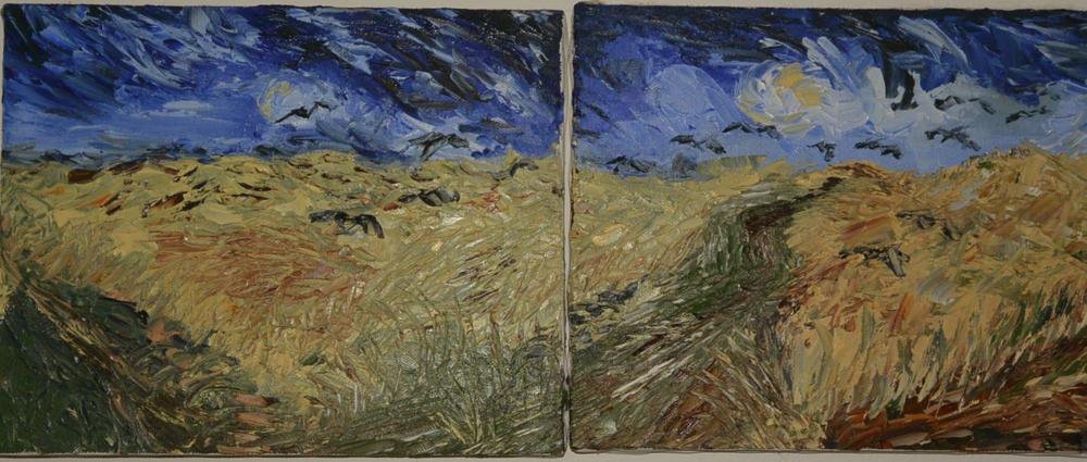 Study about Van Gogh