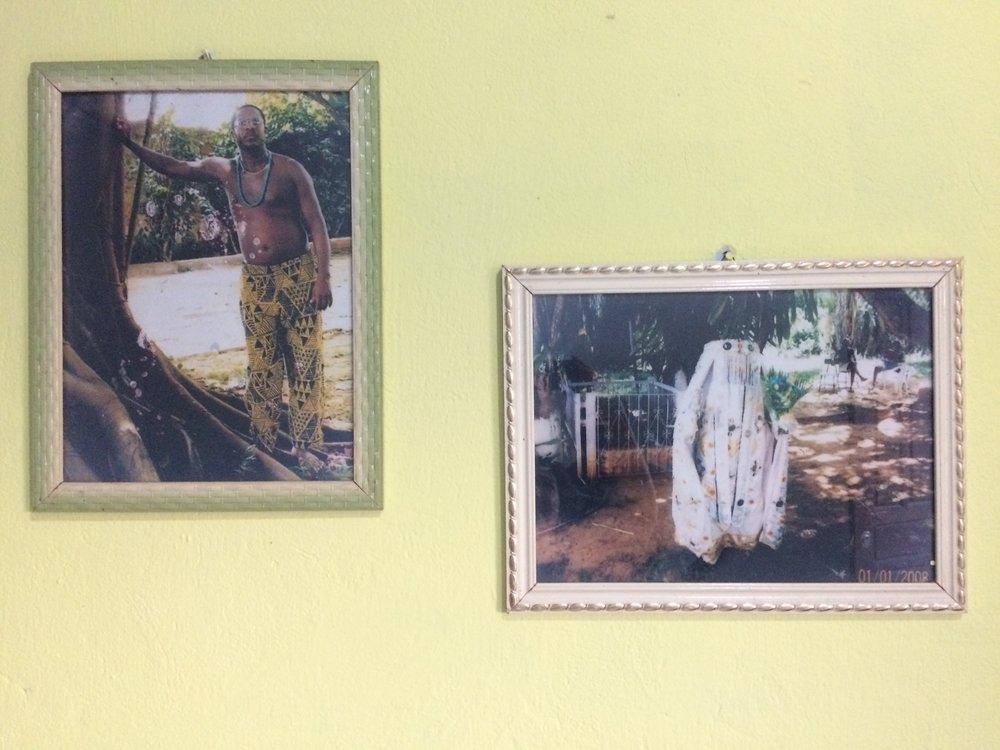 Trecho do artigo  Babá-Egún, imagens e outras forças no terreiro de Omo Ilê Agboulá (Itaparica/ BA),  apresentado na 31ª Reunião Brasileira de Antropologia, realizada entre os dia 09 e 12 de dezembro de 2018, Brasília/DF.