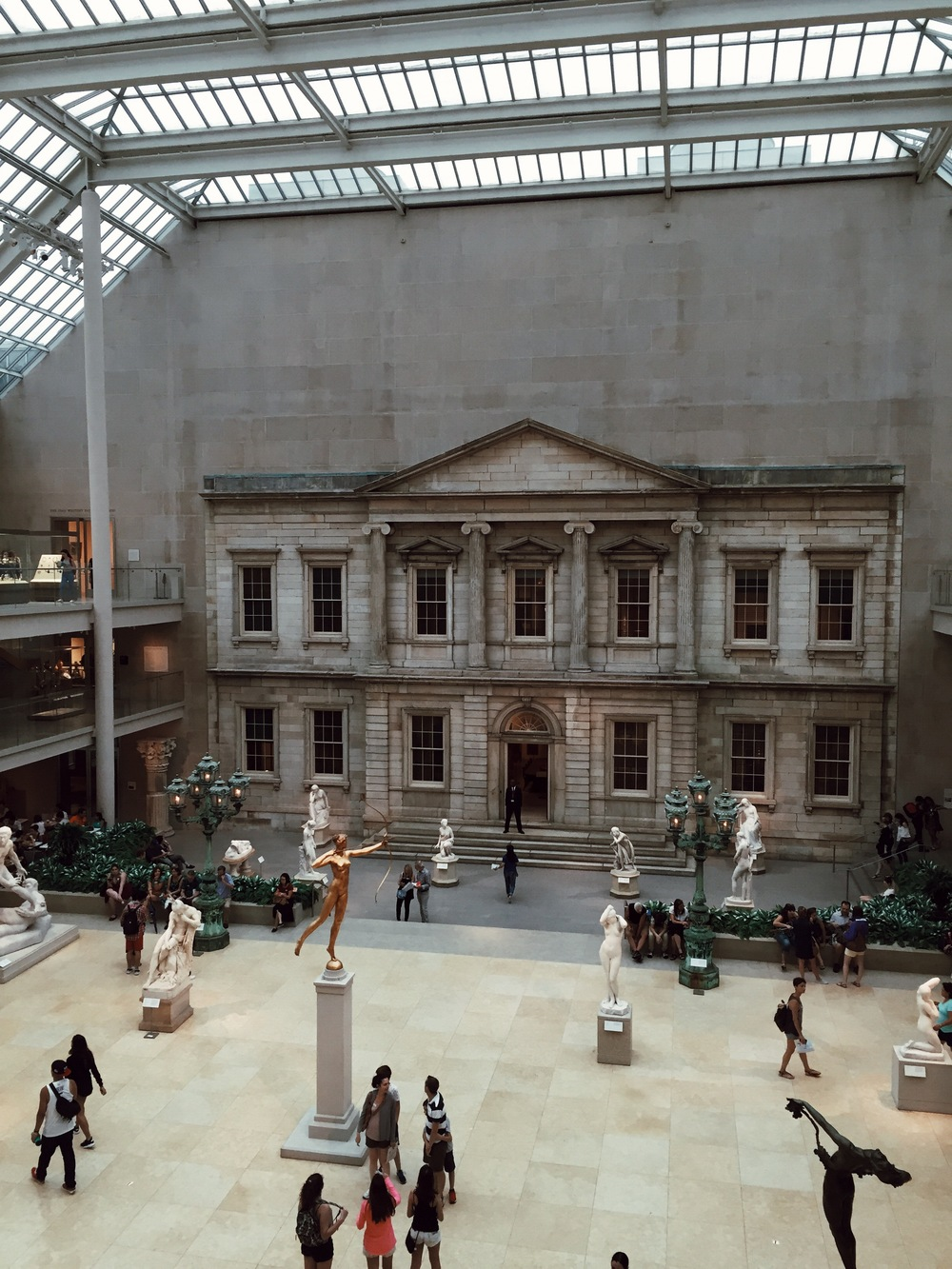 The American Wing