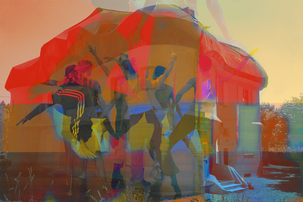 SOLD James Welling 0321 Edition of 1 Archival pigment print on rag paper Unique size (18 x 27 inches) 2015 $3,500 - Framed