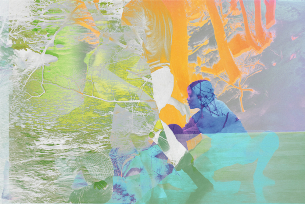 James Welling 0371 Edition of 1 Archival pigment print on rag paper Unique size (18 x 27 inches) 2015 $3,000 - Unframed