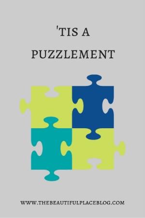 A Puzzlement