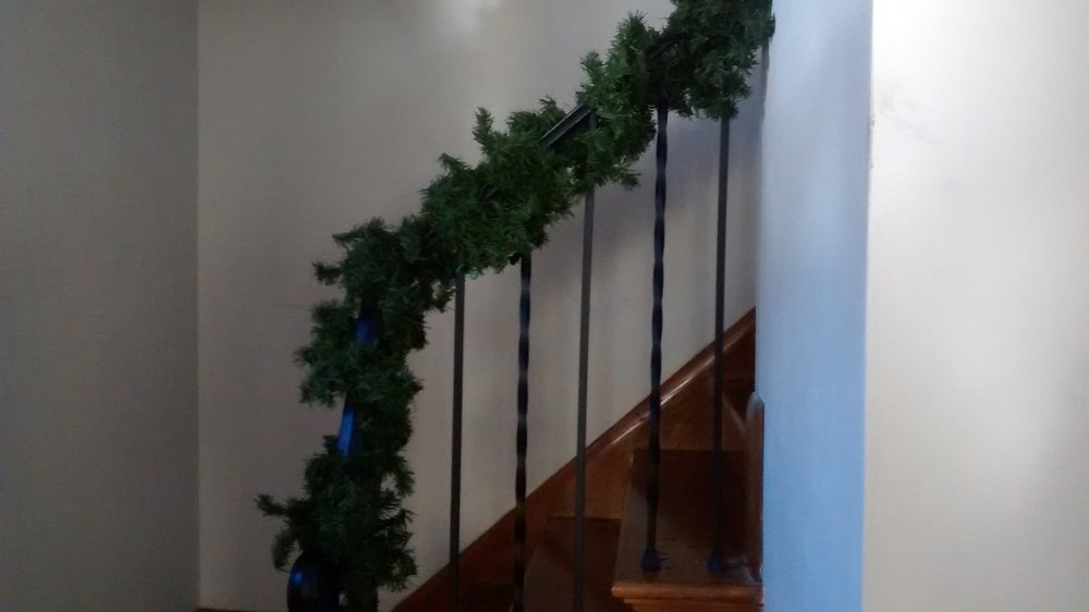 Garland from Grandma? Easy.