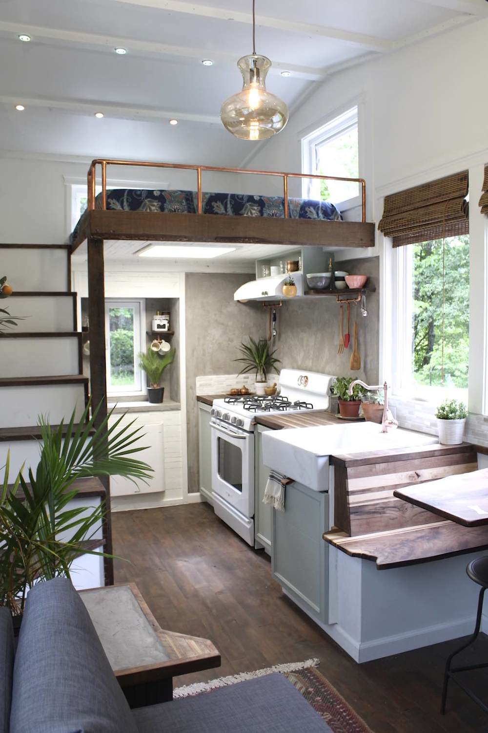 Artisan Retreat Tiny Home by Handcrafted Movement