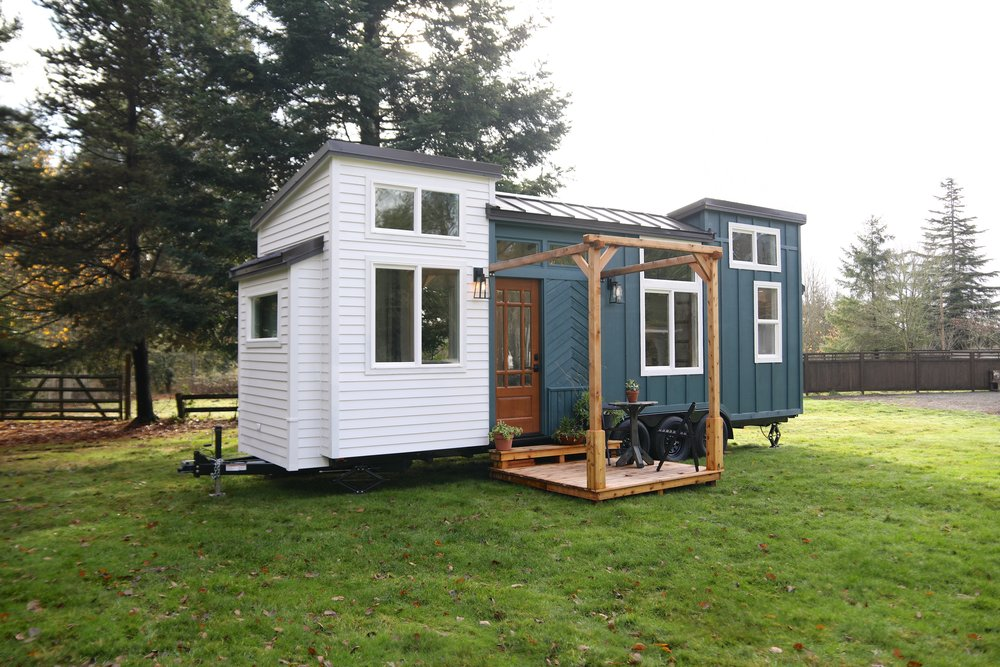 Pacific Getaway Tiny Home by Handcrafted Movement