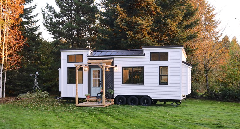 Pacific Harmony Tiny Home by Handcrafted Movement