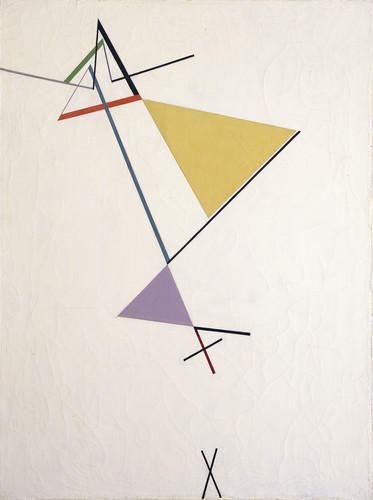 Desarollo del Triángulo (Destruction of the Triangle), 1951