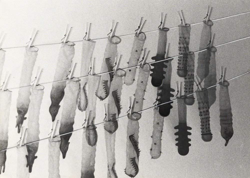 Washing Day, 1976