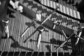 """John Cage's """"Prepared Piano"""""""