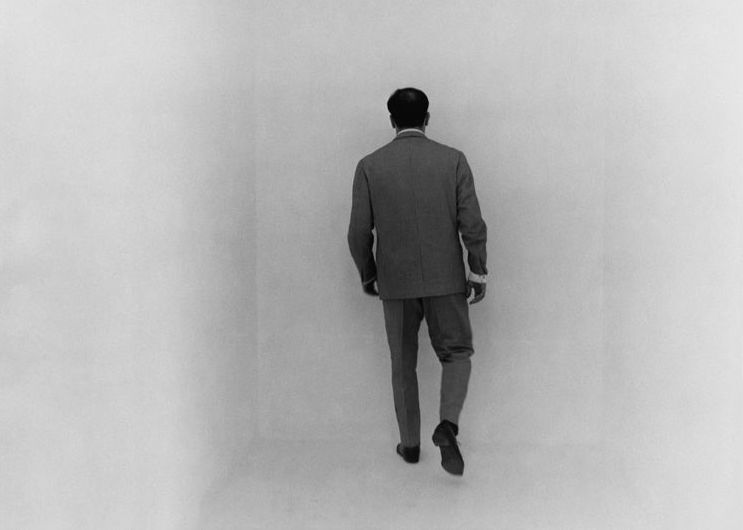YVES KLEIN - THE VOID