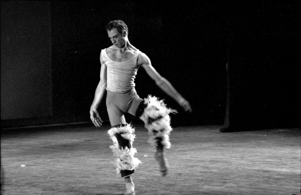 ROBERT RAUCHENBERG FOR MERCE CUNNINGHAM DANCE COMPANY