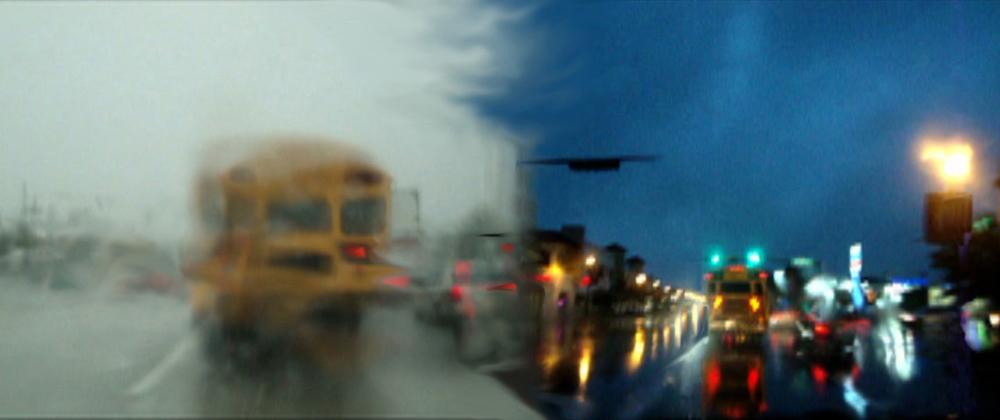 Rain Bus 10