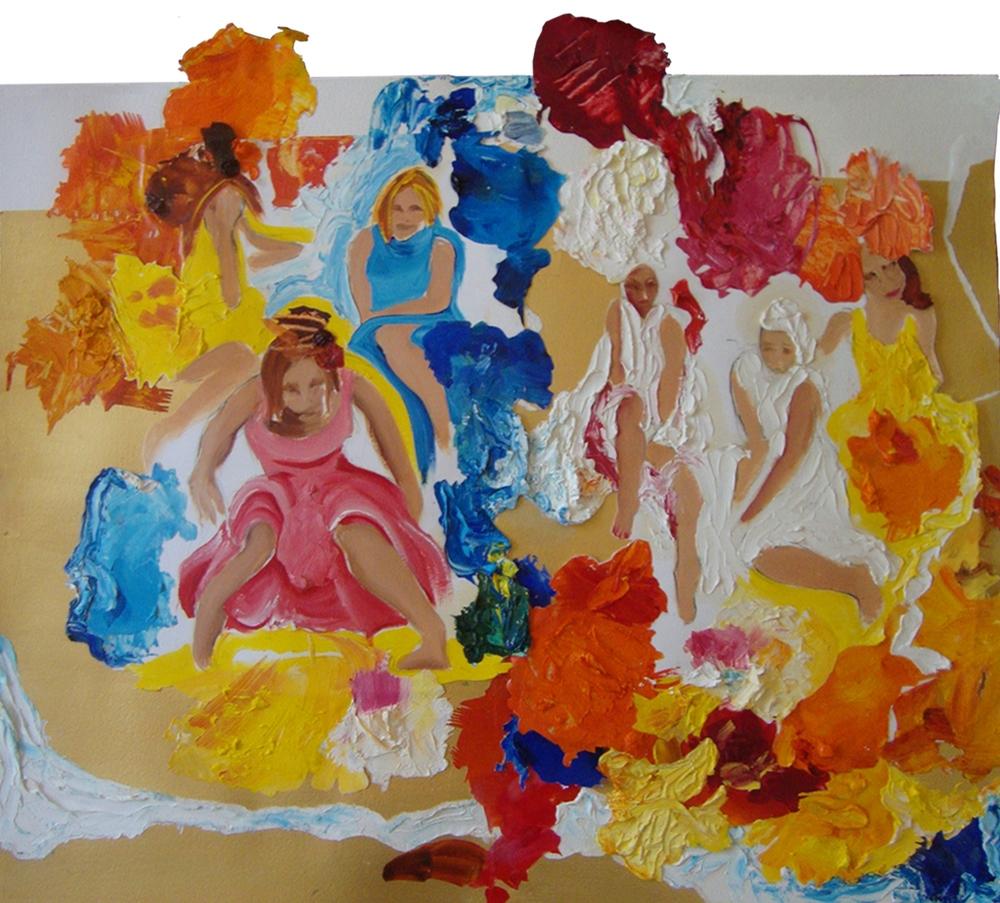 Flower Dancers/ Danzantes de Flores, 2014
