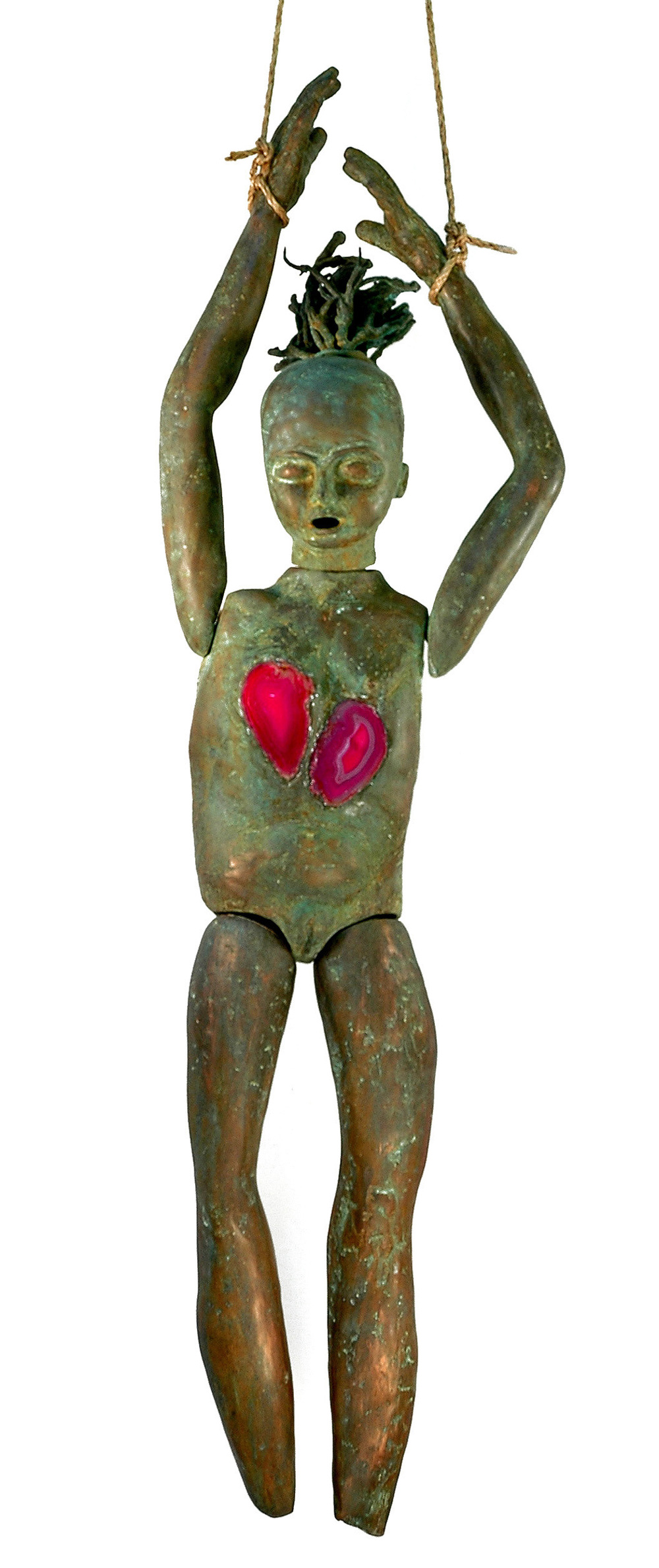 Puppet (front view), 2003-5
