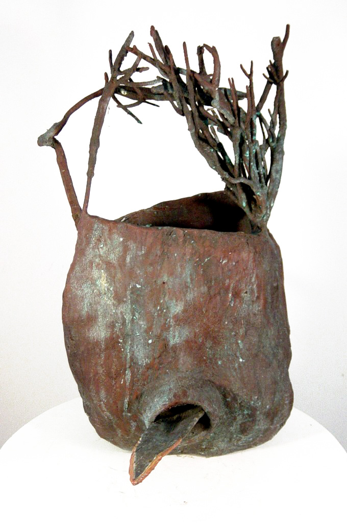 Basket, 1998 (front view)