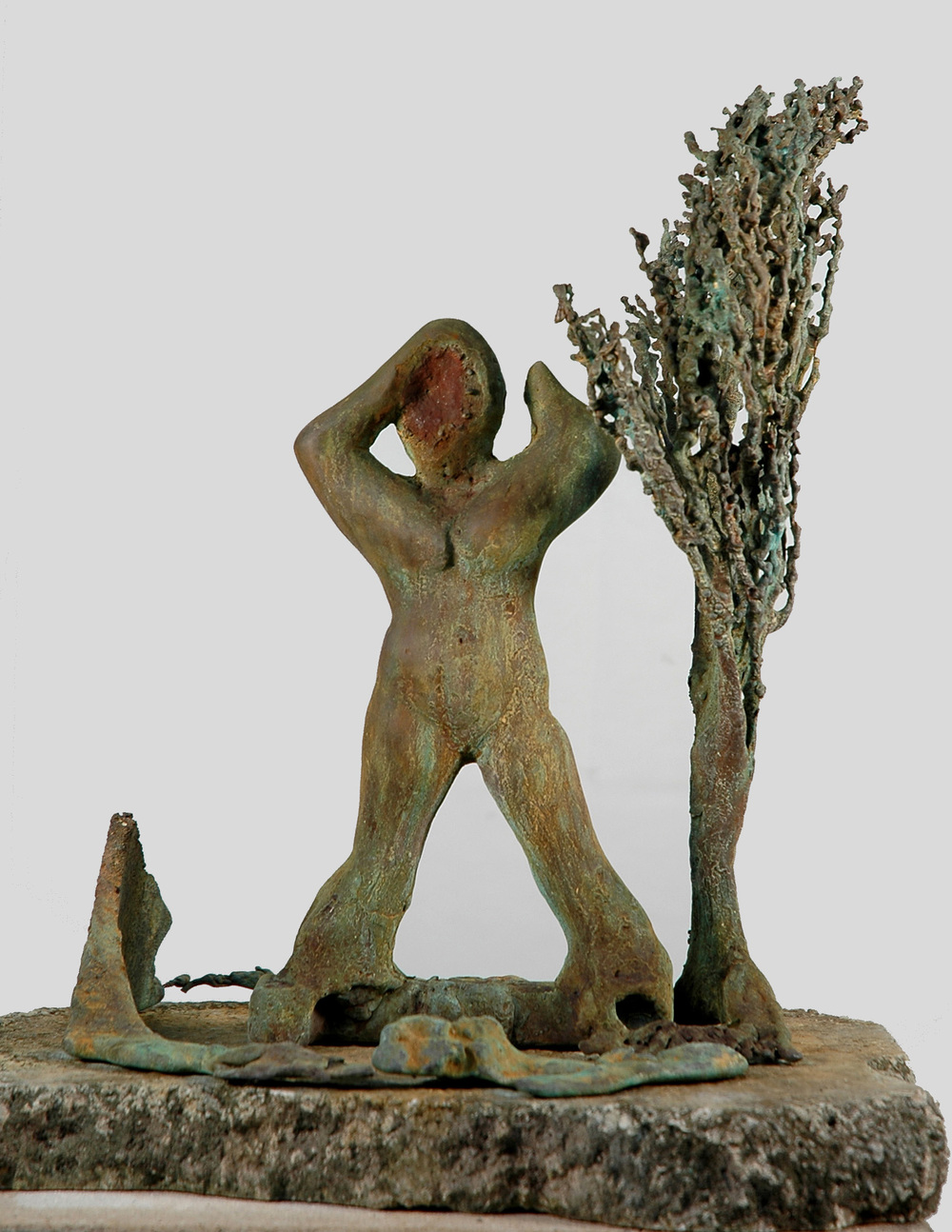 Figure in Shade, 2004-5
