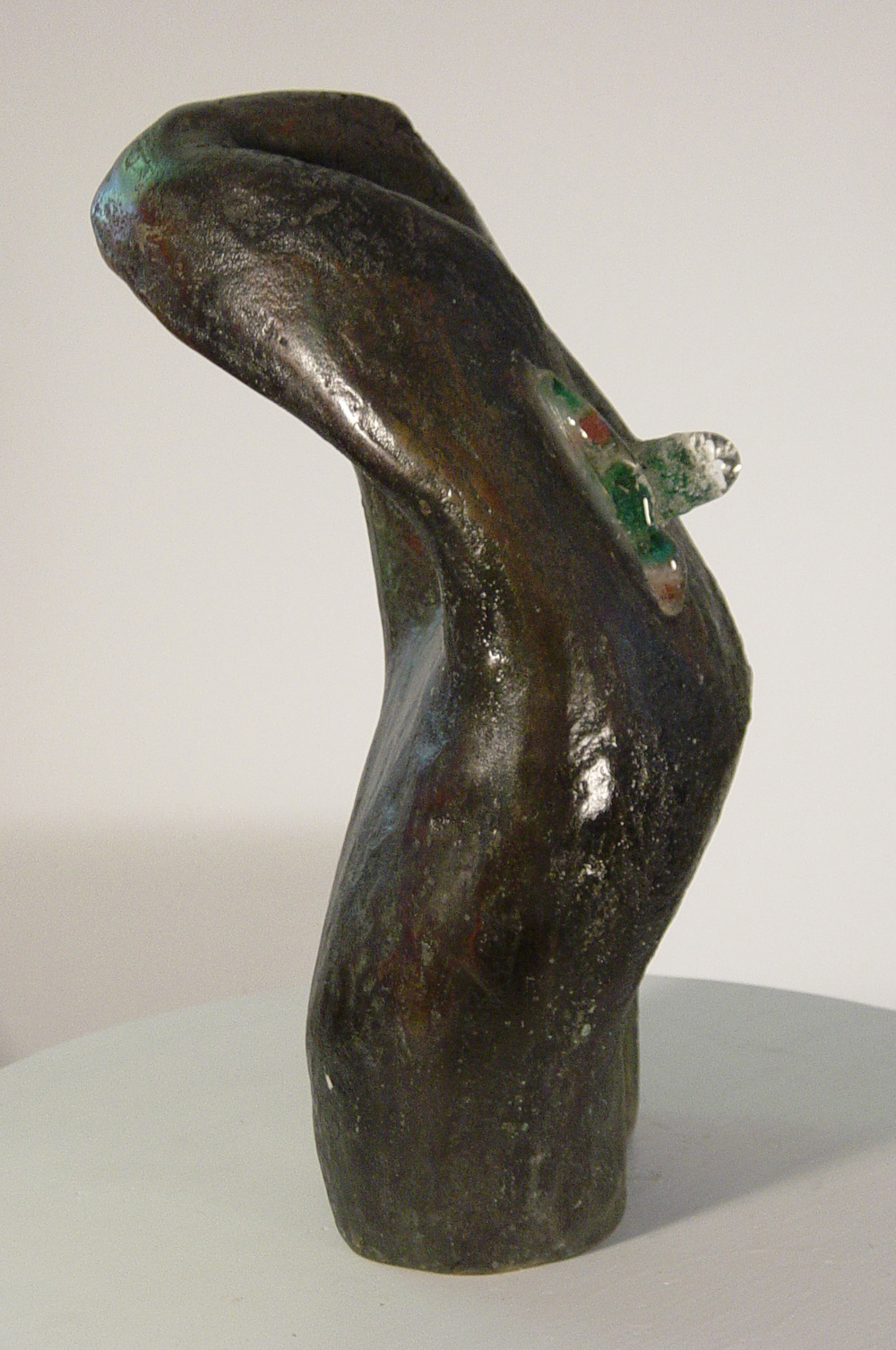 Figure, 1992 (side view)
