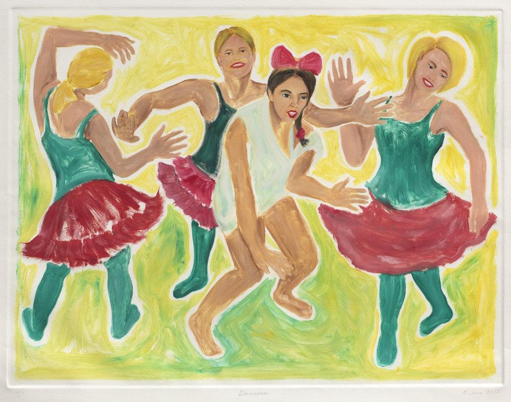 Sister Dance, 2015