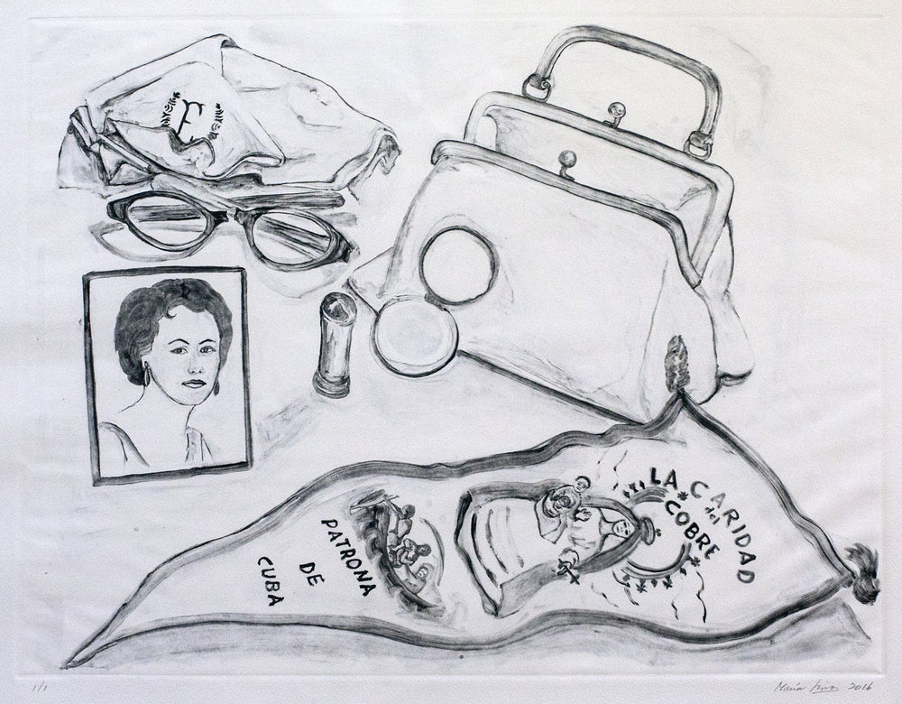 My Mother's Handbag