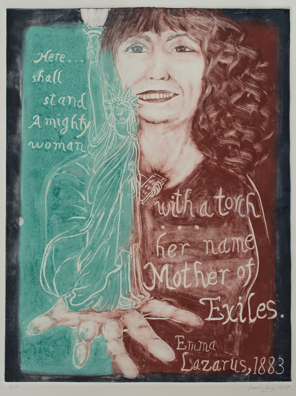 Mother of Exiles v.1, 2017