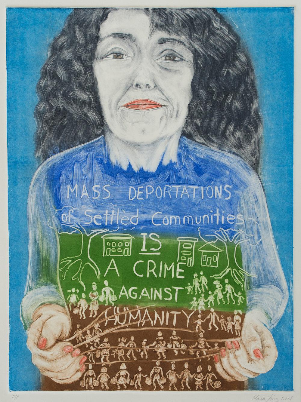 Mass Deportations, 2017