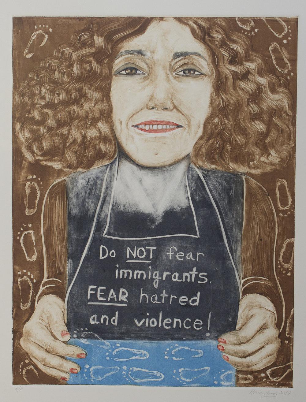 Do Not Fear, 2017