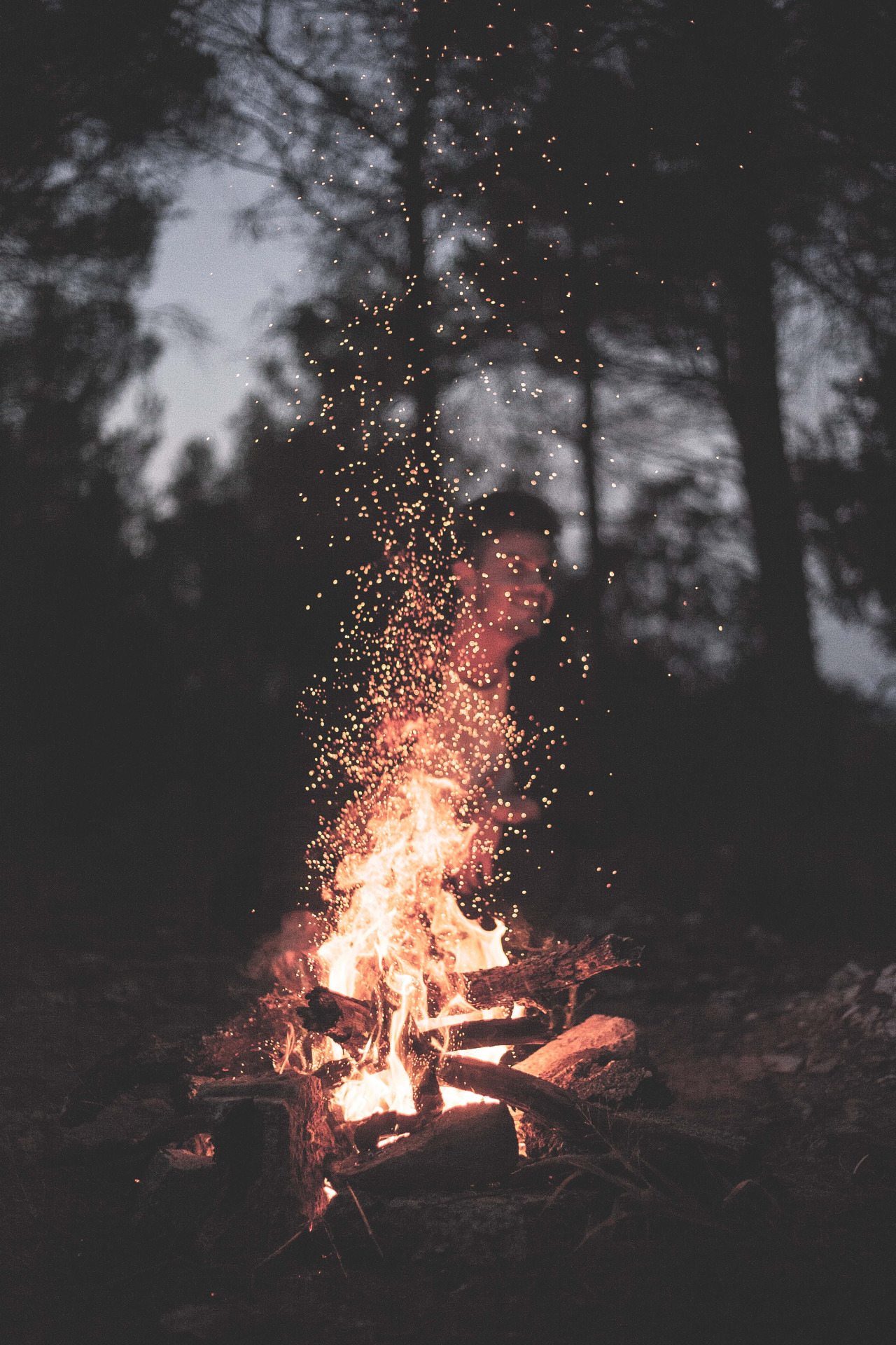 ourlifeintransit :     Fireside - there's no place quite like it.
